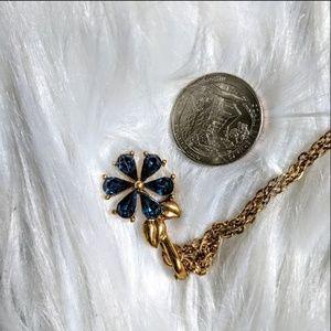 marvella Jewelry - Marvella Stamped Flower Pendant